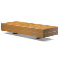 BIG HARRIS banc bois