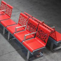 FRECCIA banc modulable, mobilier urbain design