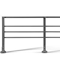 TRANSEO barrière de ville, barrière urbaine, Fabricant mobilier urbain