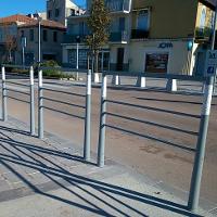 SITA Barrière urbaine, barrière de ville, Fabricant mobilier urbain design