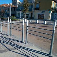 SITA Barrière de ville, barrière urbaine│METALCO fabricant mobilier urbain design