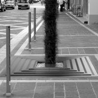 ARBORIS grille d'arbre carrée│METALCO fabricant mobilier urbain design