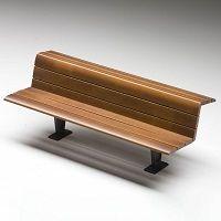 SEDIS banc public, banc bois, assis debout mobilier urbain