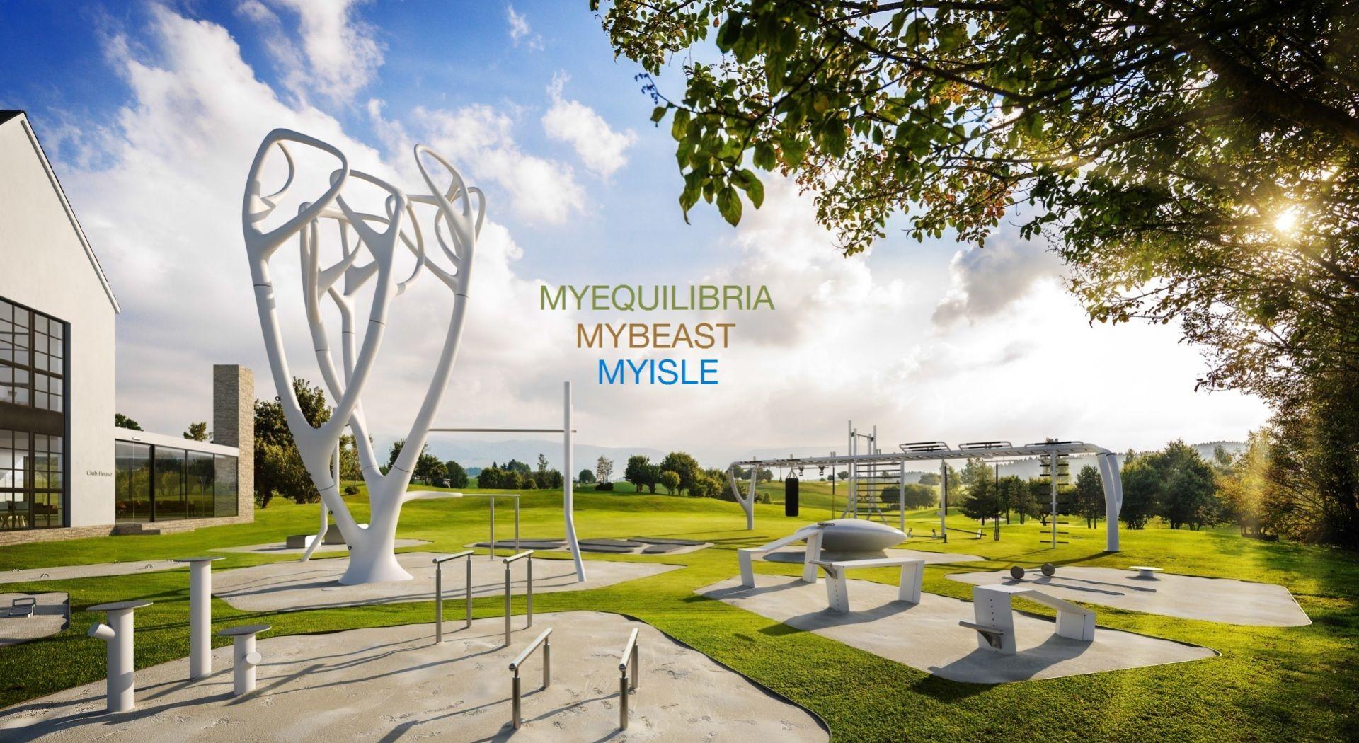 Bienvenue dans l'univers MyEQUILIBRIA la meilleure tendance d'équipements sportifs d'extérieurs et connectés by METALCO