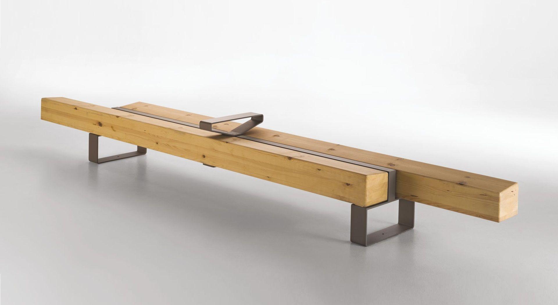 Le Banc Bois Design FORESTA METALCO remporte l'un des GOOD DESIGN AWARD