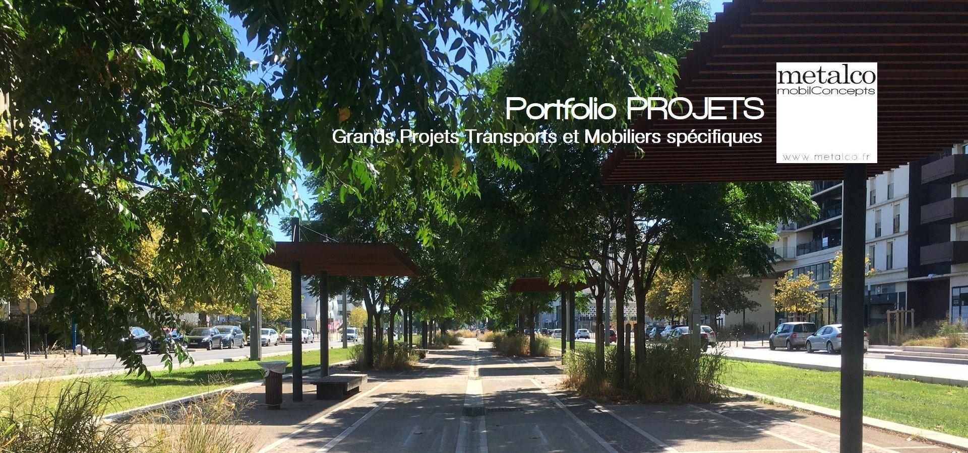 Grands Projets Transports et Mobiliers spécifiques