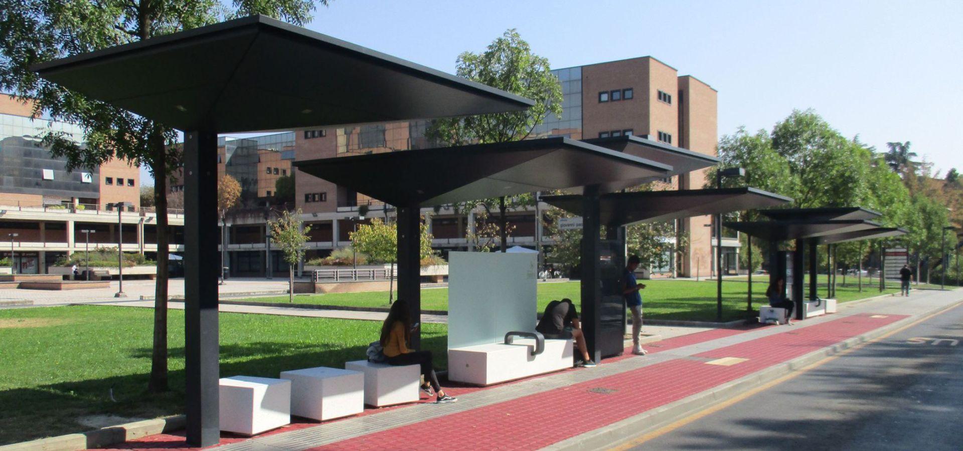 GPDUE abris voyageurs design│METALCO fabricant mobilier urbain